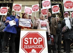El PSOE presentará mañana ante el Constitucional el recurso contra la Ley Antidesahucios
