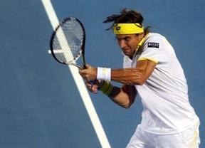 Open Australia: Ferrer lidera una buena segunda jornada para la 'Armada' en Melbourne