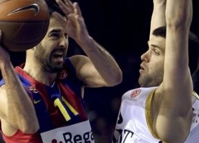 Esta vez no hubo milagro: el Madrid gana en el Palau y se acerca a desbancar del título al Barça (69-75)
