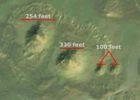 Gracias a Google Earth se descubren dos nuevas pirámides en Egipto