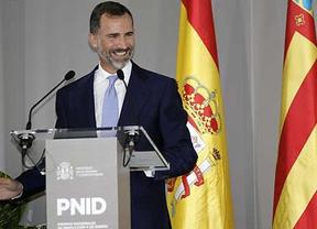 El príncipe Felipe afirma que España, 'como sociedad y economía', no puede dejar de emprender