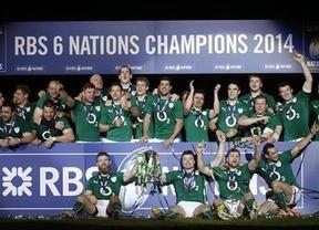 Irlanda conquista el Seis Naciones más emocionante