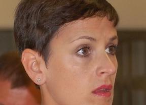 El Senado, trampolín electoral para la socialista María Chivite en Navarra