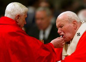 ¿Comparaciones odiosas?: Juan Pablo II resistió hasta el final