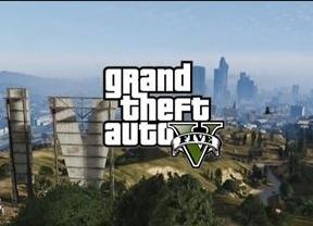'GTA V' estrena tráiler a pocos días de su lanzamiento