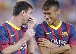 Messi sigue goleando a Neymar y todos sus compañeros en popularidad y atención mediática