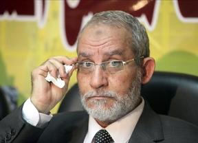Un tribunal egipcio ratifica la pena de muerte contra el líder de los Hermanos Musulmanes