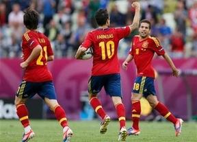 Eurocopa 2012: Los 'toreros' de La Roja se gustan y estoquean fácilmente al manso pero noble toro irlandés (4-0)