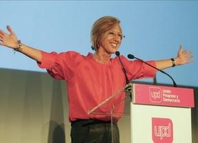 Rosa Díez sigue siendo la candidata mejor valorada