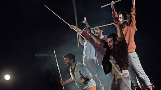 'Proyecto Homero: Ilíada/Odisea', otro maravilloso montaje de La Joven Compañía