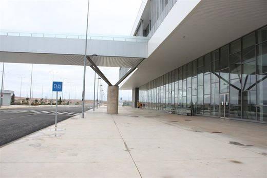 Presentadas seis ofertas por el aeropuerto de Ciudad Real