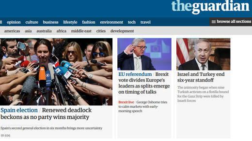 La prensa internacional se divide: o destaca el gran triunfo de Rajoy o plantea dudas sobre la gobernabilidad