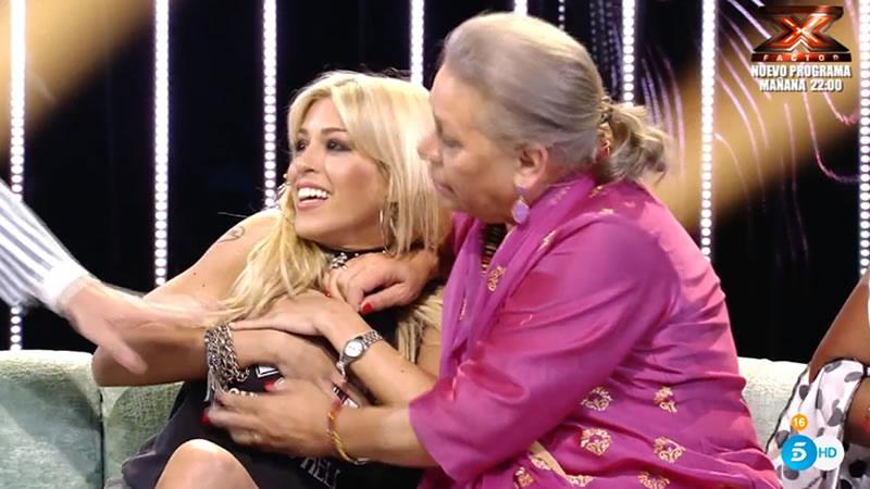 Oriana y su desnudo no consentido en Telecinco, una nueva polémica sobre el sexismo en televisión