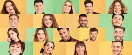 Así será 'Operación Triunfo 2017': todos los concursantes