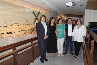 140.000 euros invertidos en la mejora del Museo del Quijote