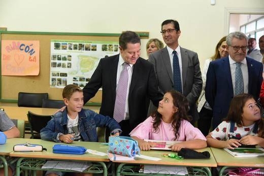 Castilla-La Mancha eliminará 35 aulas prefabricadas al finalizar el curso 2017-2018