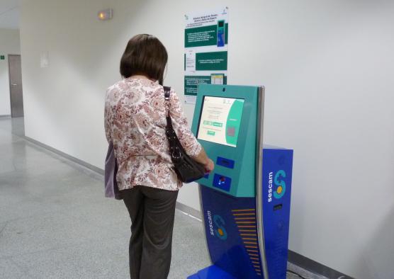 El Hospital de Ciudad Real implanta la gestión de turnos para acceder a la consulta con el especialista