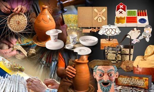Castilla-La Mancha, en el Salón Internacional del Regalo y Decoración 'Intergift' con una muestra de artesanos de Albacete, Cuenca y Toledo