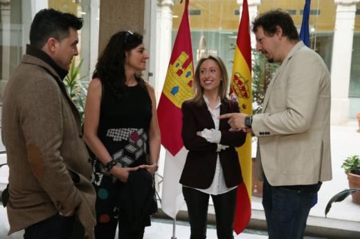 El Gobierno regional conoce el programa 'Social Business Factory' que busca la integración socio-laboral de las personas