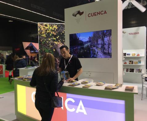 Los atractivos turísticos de Castilla-La Mancha, en 'Expovacaciones' de Bilbao
