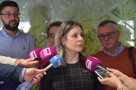 Isabel González Rodríguez, Gabinete de la Vicepresidencia Primera