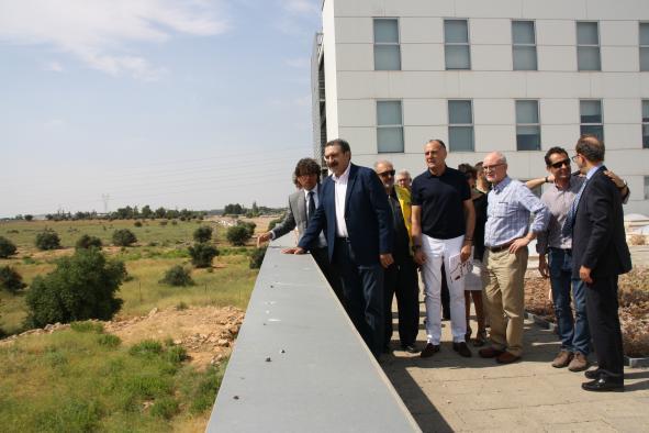El Gobierno destinará más de medio millón de euros para el helipuerto de Tarancón