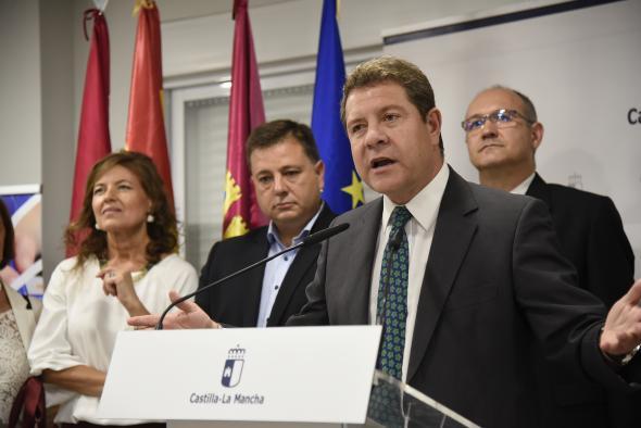 Page sobre el discurso de Torra: 'Si se trata de España, hablamos todos y decidimos todos'