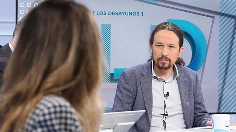 Iglesias considera que es cuestión de 'normalidad democrática' tener acceso a información del CNI