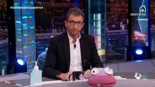 Pablo Motos denuncia un acoso por haber criticado al Gobierno: