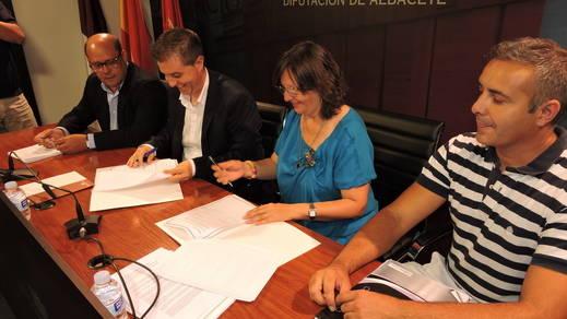 Un pacto dará el gobierno de la Diputación de Albacete al PSOE