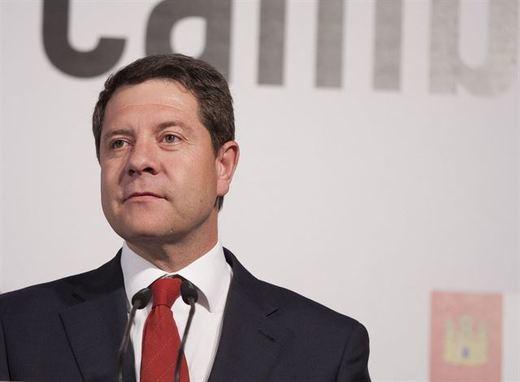 """García-Page: """"Si Rajoy no puede gobernar, el PSOE intentará llegar a acuerdos pero no a cualquier precio"""""""
