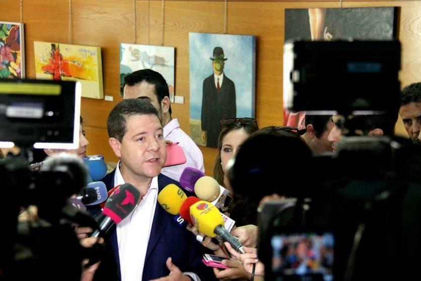 García-Page defiende que su proyecto es el 'único con visos de estabilidad'