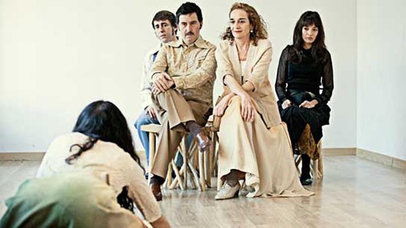 Crítica de la obra de teatro 'Paloma negra (Tragicomedia del desierto)': entre el aquí y el allá