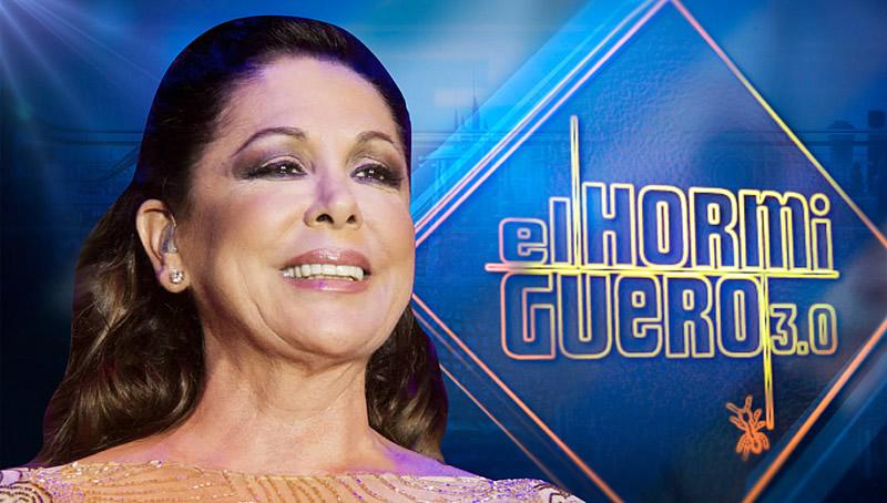 El anuncio de que Isabel Pantoja irá a 'El Hormiguero' enciende las redes