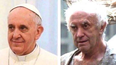 De Gorrión Supremo en 'Juego de Tronos' a Papa Francisco en Netflix