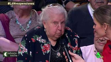 Paquita, la pensionista de 91 años que arrasa con su vídeo viral