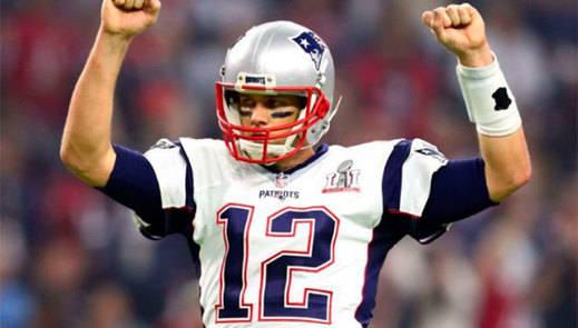 Superbowl: Tom Brady y los New England Patriots protagonizan la remontada más increíble de la historia