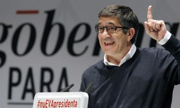 Patxi López considera posible un acuerdo entre PSOE y Podemos tras las generales