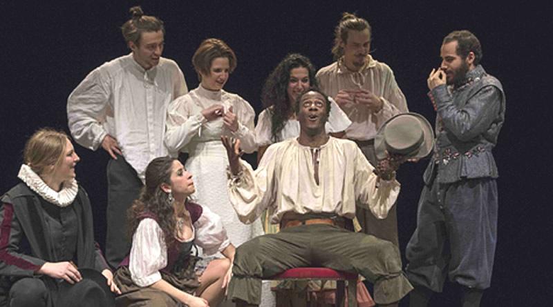 'Pedro de Urdemalas' en el Festival de Almagro, dirigida por Denis Rafter: la JCNTC divierte y se divierte con Cervantes