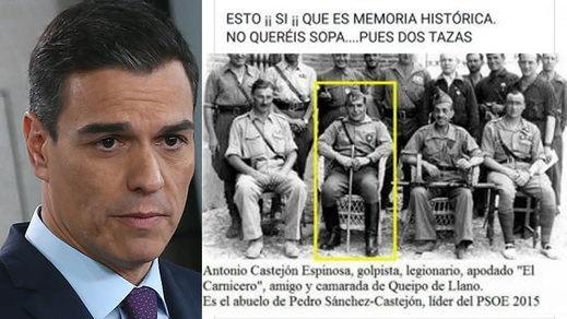 El bulo del abuelo de Pedro Sánchez: la fake new que fue viral