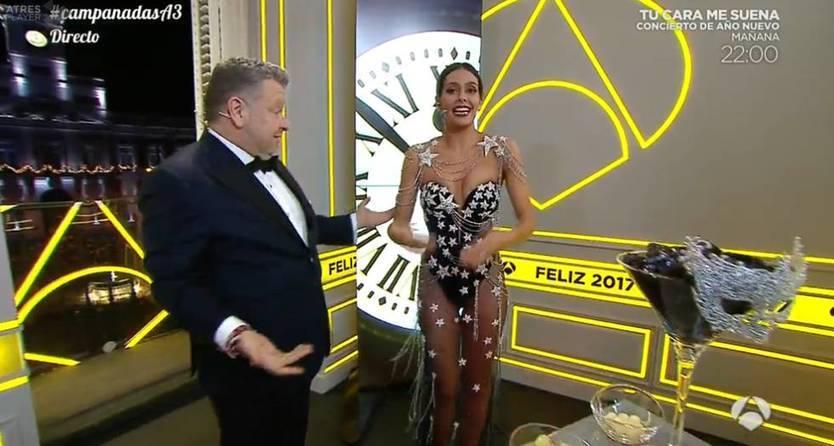 Cristina Pedroche y su vestido: la campanada... ¿sexista?