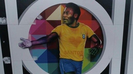 El genio del fútbol Pelé cumple 80 años