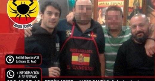 Pepón Nieto explica la 'encerrona' que le hicieron en un bar franquista