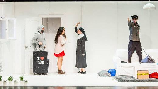 'Perplejo', el nuevo teatro alemán de Marius Von Mayenburg visto por los gallegos de Il Maquinario Teatro