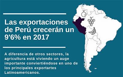 Nuevas oportunidades para los agricultores de frutas y hortalizas en Perú