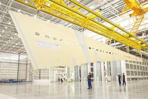 Planta de Airbus en Illescas (Toledo)