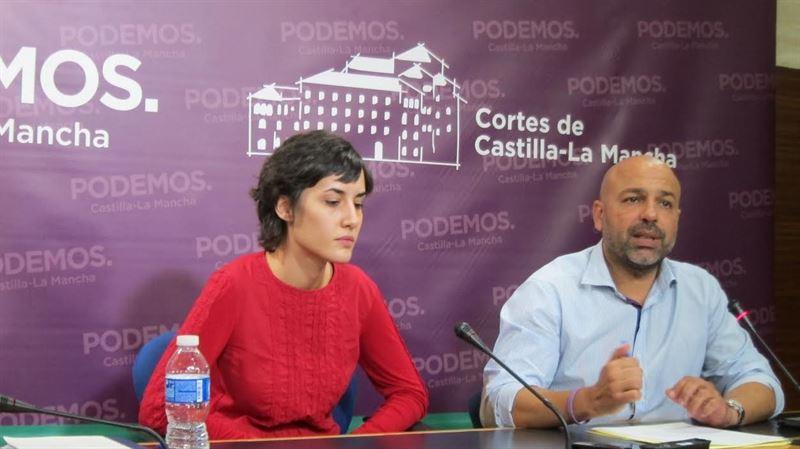 Podemos-CLM: en Cataluña 'nos ha pasado factura intentar hacer una política de diálogo para vivir juntos'
