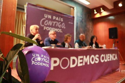 María Ángeles García (Podemos) destaca