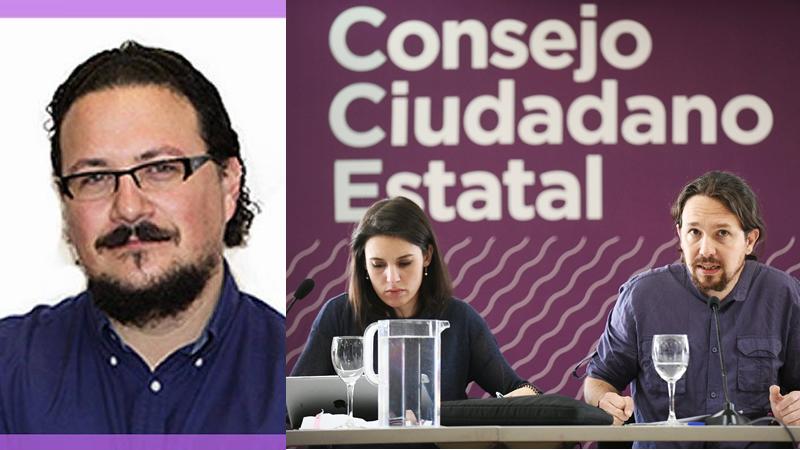 Un político de Podemos explica la falsa polémica de los '3 SMI' que quiere imponer Iglesias