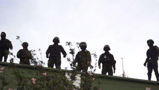 Bolivia: la policía se rebela contra del gobierno de Evo Morales